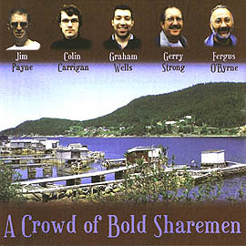 A Crowd of Bold Sharemen Album